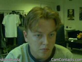Start VIDEO CHAT with skandinavia