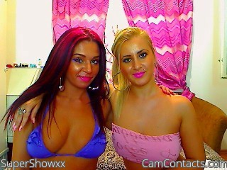 Start VIDEO CHAT with SuperShowxx
