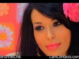 Start VIDEO CHAT with BrunnetChik