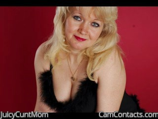 Start VIDEO CHAT with JuicyCuntMom