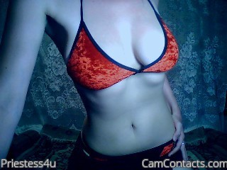 Start VIDEO CHAT with Priestess4u