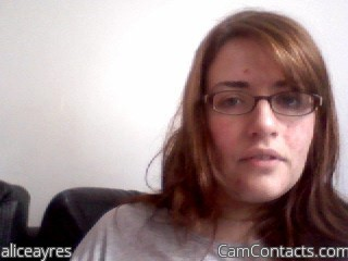 Start VIDEO CHAT with aliceayres
