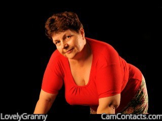 Start VIDEO CHAT with LovelyGranny