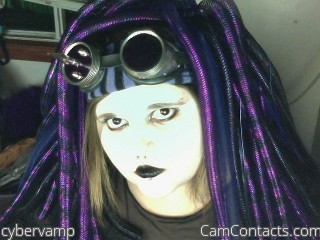 Start VIDEO CHAT with cybervamp
