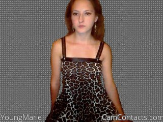 Start VIDEO CHAT with YoungMarie