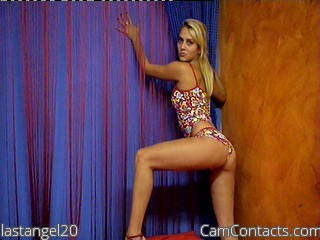 Start VIDEO CHAT with lastangel20