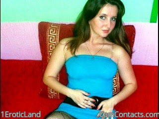 Start VIDEO CHAT with 1EroticLand