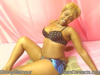 Start VIDEO CHAT with EbonyGlamour
