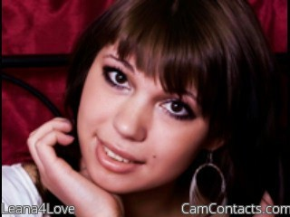 Start VIDEO CHAT with Leana4Love