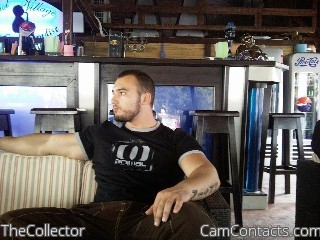 Start VIDEO CHAT with TheCollector