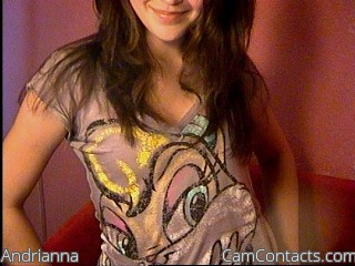 Start VIDEO CHAT with Andrianna