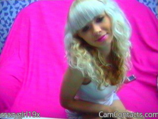 Start VIDEO CHAT with crazygirl19x