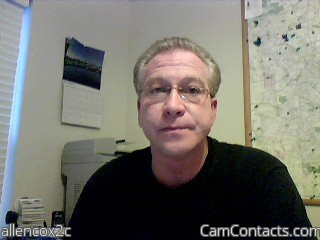 Start VIDEO CHAT with allencox2c