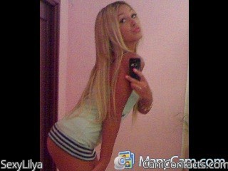 Start VIDEO CHAT with SexyLilya