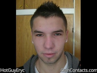 Start VIDEO CHAT with HotGuyEryc