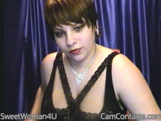 Start VIDEO CHAT with SweetWoman4U