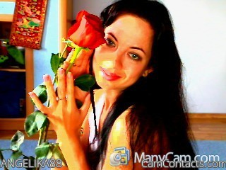 Start VIDEO CHAT with ANGELIKA88