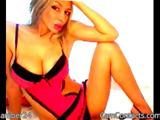 Start VIDEO CHAT with amber24