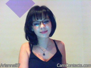 Start VIDEO CHAT with Arianna87