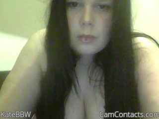 Start VIDEO CHAT with KateBBW