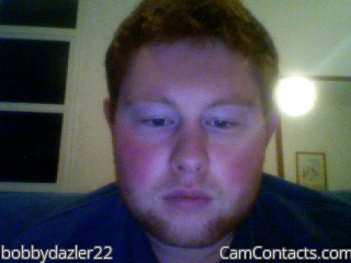 Start VIDEO CHAT with bobbydazler22