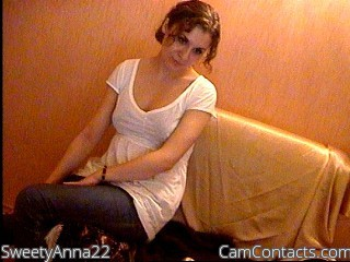 Start VIDEO CHAT with SweetyAnna22