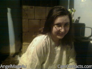 Start VIDEO CHAT with AngelMaya4u