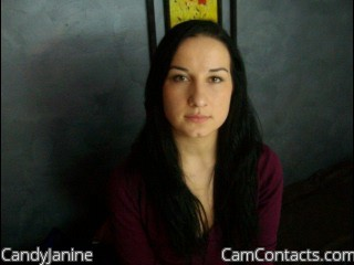 Start VIDEO CHAT with CandyJanine