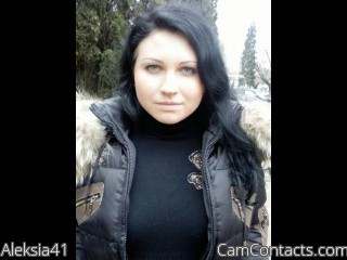 Start VIDEO CHAT with Aleksia41