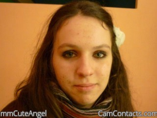 Start VIDEO CHAT with mmCuteAngel