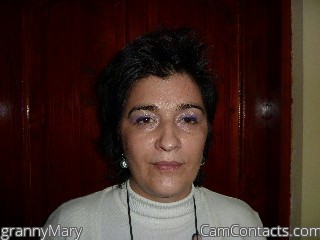Start VIDEO CHAT with grannyMary