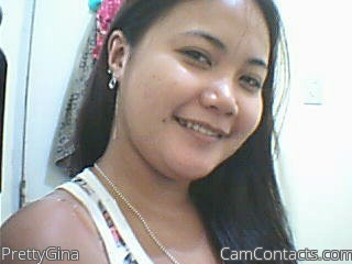 Start VIDEO CHAT with PrettyGina