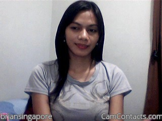 Start VIDEO CHAT with briansingapore