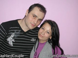 Start VIDEO CHAT with aaHardCouple