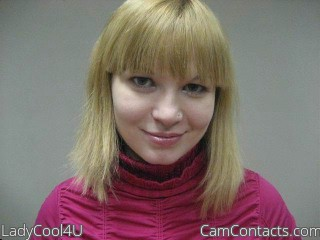 Start VIDEO CHAT with LadyCool4U