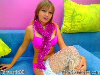 Start VIDEO CHAT with FantasticBB