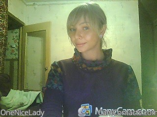 Start VIDEO CHAT with OneNiceLady