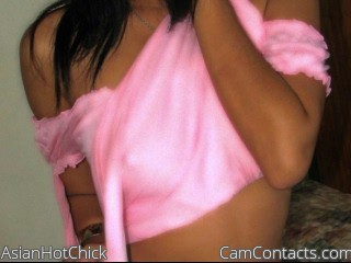 Start VIDEO CHAT with AsianHotChick