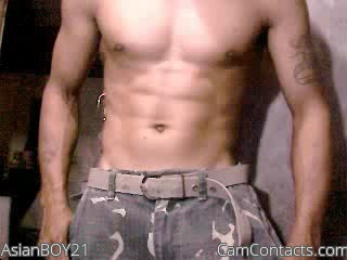 Start VIDEO CHAT with AsianBOY21