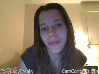 Start VIDEO CHAT with FoxyLadyFreaky
