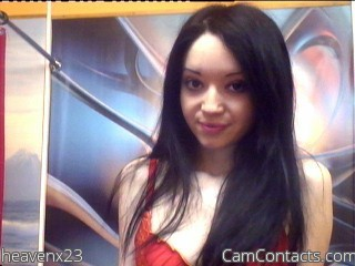 Start VIDEO CHAT with heavenx23