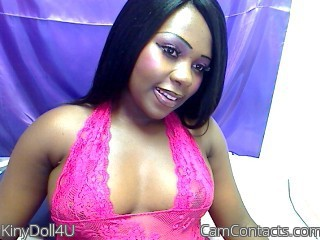 Start VIDEO CHAT with KinyDoll4U