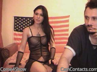 Start VIDEO CHAT with Come4Show