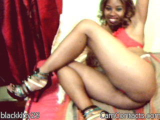 Start VIDEO CHAT with blackkitty29