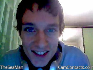 Start VIDEO CHAT with TheSeaMan