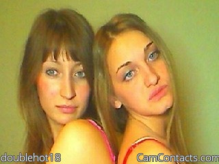 Start VIDEO CHAT with doublehot18