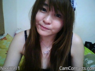 Start VIDEO CHAT with Nikki8911