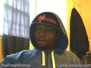 Start VIDEO CHAT with TheFreshPrince