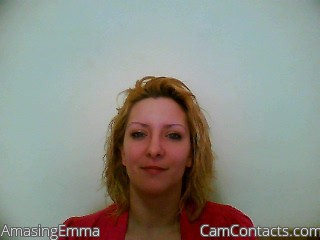 Start VIDEO CHAT with AmasingEmma
