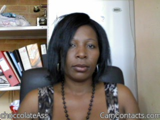 Start VIDEO CHAT with choccolateAss